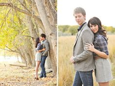 super cute engagement pictures
