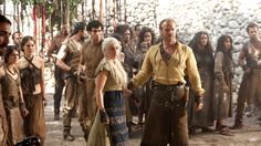 HBO: Game of Thrones: S 1 Ep 08 The Pointy End: Images