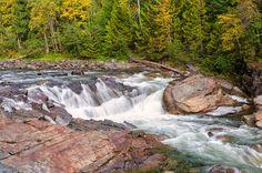 Yaak River, Montana