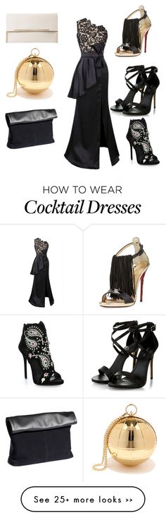 """""""Gala Night"""" by thewoomensol on Polyvore"""