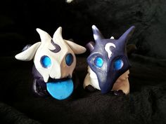 League of Legends Champion Poro Kindred por CreaturesoftheRift