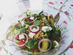 Healthy salade