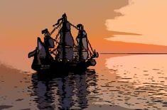 The Wreck of The Batavia (part 3 – The Voyage to the Cape)   Tales of History and Imagination