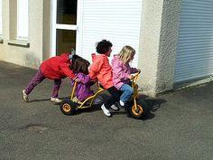 Ecole maternelle de la Fontaine: mai 2013