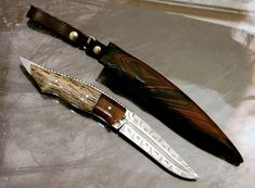 Work from 2003 | André Andersson Custom Knives