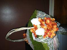 Flower girl basket!