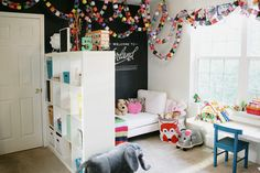 Organizing Playroom - Toys and Books - Its Overflowing