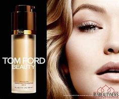 Gigi Hadid is Flawless in Tom Ford Makeup Campaign Gigi Lands Tom Ford Beauty--A. - Gigi Hadid is Flawless in Tom Ford Makeup Campaign Gigi Lands Tom Ford Beauty–After appearing in - Tom Ford Makeup, Makeup Ads, Hair Makeup, Clean Makeup, Beauty Makeup, Bella Hadid, Gigi Hadid, Yolanda Foster, Tom Felton