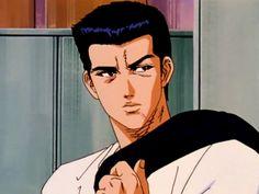 Hisashi Mitsui (Slam Dunk) - Shōhoku Basketball Team; by Takehiko Inoue.  #hisashimitsui #hisashi #mitsui #slamdunk #basket #takehikoinoue #anime #shohoku