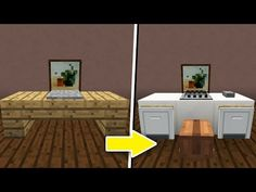 Minecraft Mods, Minecraft Cottage, Easy Minecraft Houses, Minecraft Plans, Amazing Minecraft, Minecraft House Designs, Minecraft Bedroom, Minecraft Tutorial, Minecraft Mansion