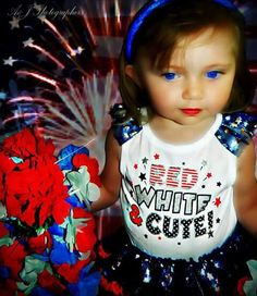 #happy4th #mygirl #cutie