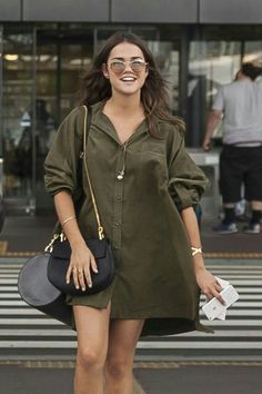 maia mitchell Winter Outfits, Cool Outfits, Fashion Outfits, The Fosters, Maia Mitchell, Airport Style, Airport Fashion, Charlotte, Summer Chic