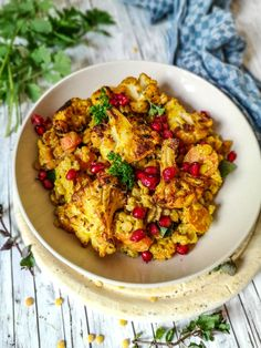 Good Food, Yummy Food, Veggie Recipes, Food Inspiration, Meal Prep, Curry, Food And Drink, Veggies, Low Carb