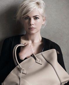 Michelle Williams for Louis Vuitton 2014