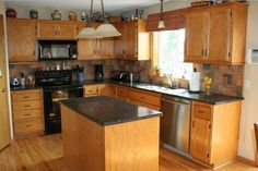 Kitchen designs and remodels. These remodels are a must see for anybody considering a new kitchen or 2nd addition.