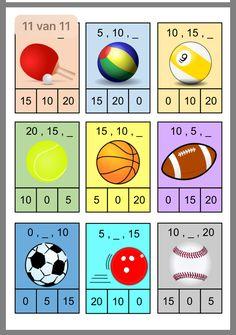 1st Grade Math, Grade 1, Second Grade, Skip Counting, Preschool Math, Math Worksheets, Multiplication, Childhood Education, Teaching Kids