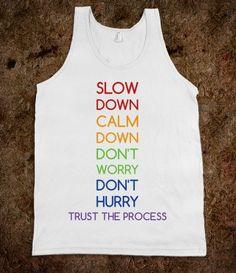 #noworries #hakunamatata #rainbow #motivational