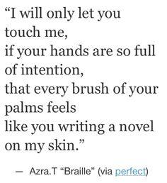Beautiful poetry.