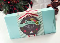 A Gift For You Box by Danielle Flanders for Papertrey Ink (September 2014)