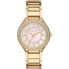 Michael Kors Wrist Watch (445 AUD) ❤ liked on Polyvore