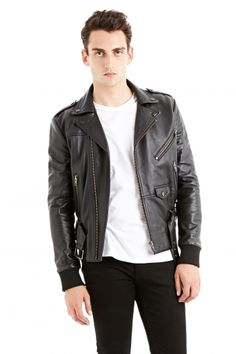 The Gaspard - SS15 Menswear, Leather Jackets - Surface to Air online store