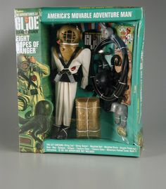 G.I. Joe Sea Adventurer: Eight Ropes of Danger
