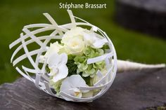 #Packband Bridal bouquet
