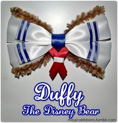 Magical Ribbons - Duffy The Disney Bear