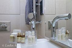 Bathroom - Wall-mounted, shower ,Sink ,Toilet ,Hair dryer ,Towels provided Underfloor heating Underfloor Heating, Covent Garden, One Bedroom, Bathroom Wall, Hair Dryer, Towels, Sink, Things To Come, Pearl
