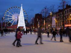 Christmas Market, Brussels, Belgium. Neil Farrin Christmas Market, Brussels, Belgium - Photographic Print. Price: $29.99