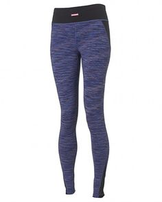 e4a7fa46 The ultimate in technical yoga leggings with 100% opacity marl side out and  anti-