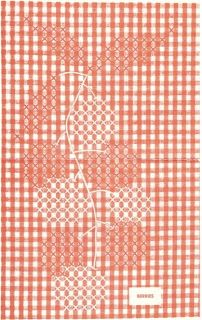 Lace 'n' Ribbon Roses: Chicken Scratch/Gingham Stitch Patterns