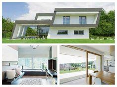 Homeplaza - Intelligent kombinieren: außen gleiche Optik, innen Holz oder Kunststoff - Das passende Fenster für jeden Raum