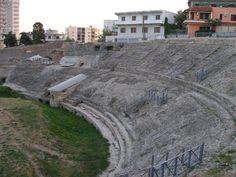 Anfiteatro de Durres - Albania