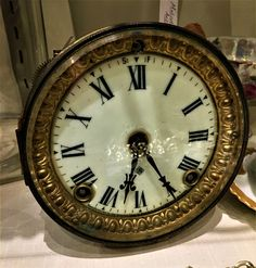 #clock #vintage #decor