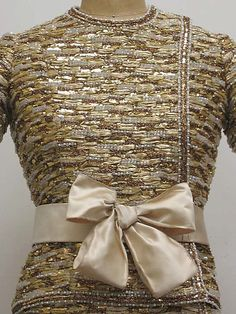 Suit by House of Chanel (1964)