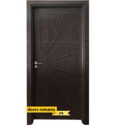 Uși de interior în România la un preț super | Doors Romania Tall Cabinet Storage, Locker Storage, Lockers, Doors, Furniture, Home Decor, Interiors, Decoration Home, Room Decor