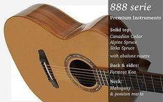 Dowina Original European Handcrafted Guitars from $498++