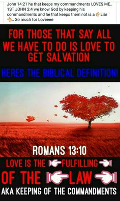 Romans 13:10 what is love?  Love this 3D and love is fulfilling the law. God is love.