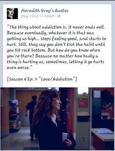 Addiction...
