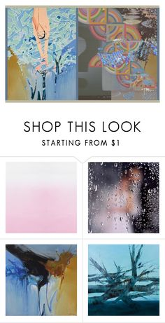 """""""Uncharted Waters"""" by pheinart ❤ liked on Polyvore featuring Paul Frank, NOVICA and artflashmob26"""