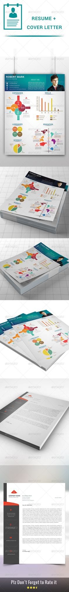 Modern Resume + Cover Letter on Behance Resume + Cover Letter - purpose of resume cover letter