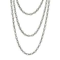 The Perfect Silver Necklace