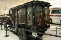 Love these old hearses