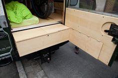 Landrover Camper, Defender Camper, Land Rover Defender, Off Road Camper, Camper Conversion, Alter, Storage, Offroad, Om