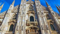 Duomo Milano - right next to Novecento Museum