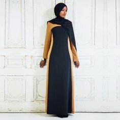 abaya long dress fashion