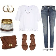 """""""Untitled #1396"""" by kezziedsp on Polyvore"""