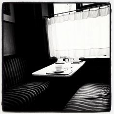 Coffee House Scene without customers Scene, Curtains, Coffee, House, Insulated Curtains, Blinds, Home, Haus, Draping