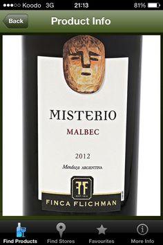 2012 Misterio Malbec (Argentina) - $9.95 750 mL (LCBO #28803)
